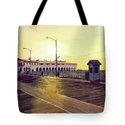 Morning Music Tote Bag