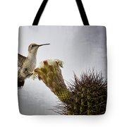 Morning Nectar  Tote Bag