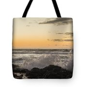 Morning Ocean Mist Tote Bag