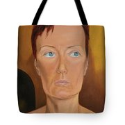 Morning Of Married Woman Tote Bag