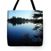 Morning On Chad Lake Tote Bag