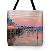 Morning Peace Tote Bag