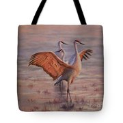Morning Praise Tote Bag