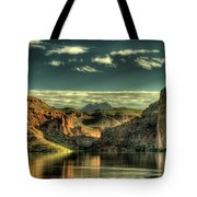 Morning Reflections II Tote Bag