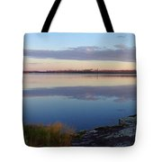 Morning Reflections In The Bwca Tote Bag