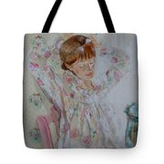 Morning Ritual Tote Bag