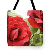 Morning Roses Tote Bag