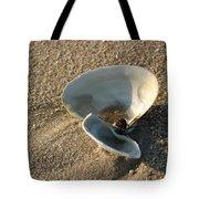 Morning Shadow Tote Bag