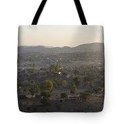 Morning Shine On Udaipur Tote Bag