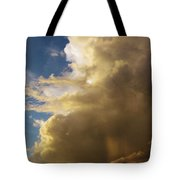 Morning Sky After The Storm Tote Bag