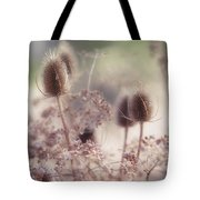 Morning Softness. Wild Grass Tote Bag