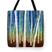 Morning Song II Tote Bag