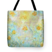 Morning Spring Tote Bag