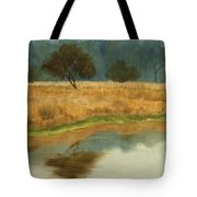 Morning Still Tote Bag