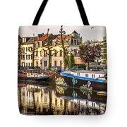 Morning Stillness, Ghent Tote Bag