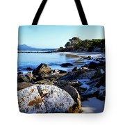 Morning Sun - Fishers Point, Tasmania Tote Bag