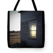 Morning Sun Window Tote Bag