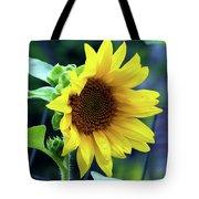 Morning Sunflower Tote Bag