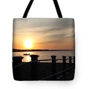 Morning Sunrise 09-02-18 #10 Tote Bag