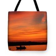 Morning Sunrise 09-02-18 Tote Bag