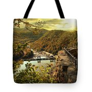 Morning Sunshine Tote Bag by Lj Lambert