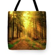 Morning Sunshine Tote Bag