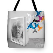 Morning Thoughts Tote Bag