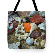 Morning Treasures Tote Bag