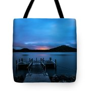 Morning Twilight Tote Bag