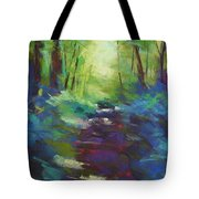Morning Walk I Tote Bag
