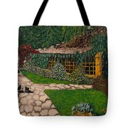 Morning Walk Tote Bag