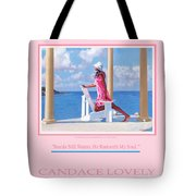 Morning Watch Poster Tote Bag