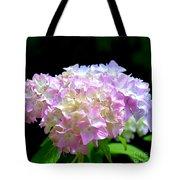 Morning Whisper - Hydrangea Tote Bag