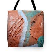 Mornings - Tile Tote Bag