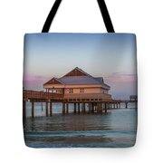 Mornings On The Beach Tote Bag