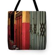 Moroccan Doors Ll Tote Bag