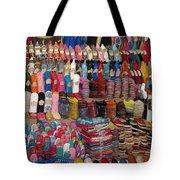 Moroccan Souks Tote Bag
