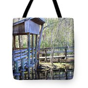 Morris Bridge Tote Bag