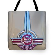Morris Hood Emblem Tote Bag