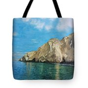 Morro Ballena North Of Chile Tote Bag