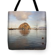 Morro Rocks Tote Bag
