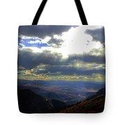 Morrow Lake Tote Bag