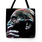 Mortal Contemplation Tote Bag