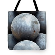 Mortar Shells Tote Bag