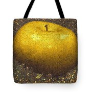 Mosaic Apple Tote Bag