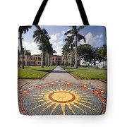 Mosaic At The Ca D Tote Bag
