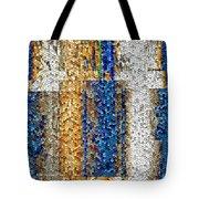 Mosaic Magic Tote Bag