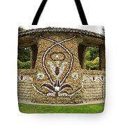 Mosaic Stone Bandstand In Anacortes Tote Bag