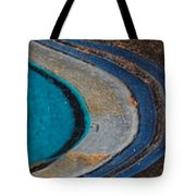Mosaic Tower Tote Bag