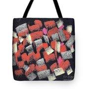 Mosaics Multicolor Tote Bag